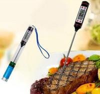 Цифровой пищевой термометр ручка стиль кухня барбекю столовая инструменты температура бытовых термометров приготовления Termometro