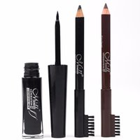 Wholesale M. n Menow Brand Hot Sales Makeup Waterproof black ...