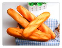 Hottest Squishy long bread slow rising Jumbo Long Bread Squi...