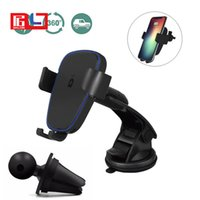 Fast Charger Wireless Charger Car Holder Mount Air Vent Stan...