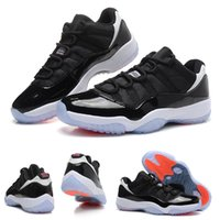 New 11 11s Low classic Space Jams INFRARED 23 Basketball Sho...
