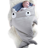 2018 Newborn Infant Baby Sleeping Bag Soft Cotton Thick Blan...