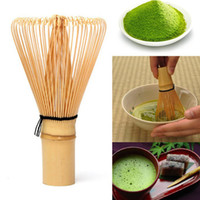Green Tea Powder Whisk Handicrafted Bamboo Matcha Chasen Hol...