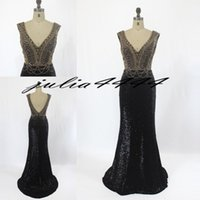 Evening Wear Dresses 2018 Black Modest African Saudi Arabia ...