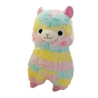 Llama Arpakasso Stuffed Animal 35cm 14 inches Rainbow Alpaca...