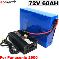 Powerful Lithium ion battery 72V 60AH Electric bike battery ...