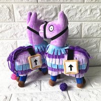 Kids Plush Toys 20cm Fortnite Stash Llama Plush Toy 10 Soft ...
