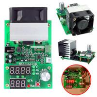 Hohe Qualität Konstantstrom Elektronische Last 9.99A 60 Watt 30 V Batterieentladekapazität Tester Neu