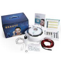 3 1 다이아몬드 미세 박피술 dermabrasion 미용 기계 박리 머리 제거 미세 박피술 얼굴 기계 DHL 무료 배송