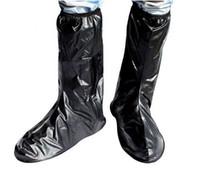 امرأة / رجل ماء عدم الانزلاق غطاء المطر التمهيد ركوب ركوب الدراجة أحذية M-XXL دراجة نارية مكافحة زلة واقية غطاء المطر الحذاء