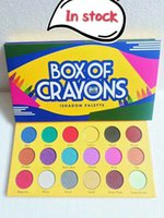 Newest Eye shadow Palette Cosmetics BOX OF CRAYONS iShadow e...