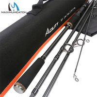 wholesale Agility 2. 4m 15- 40g Travel Spinning Rod IM8 Carbon...