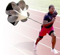 """Réglable 56 """"vitesse perceuses résistance à l'entraînement parapluie parapluie courant chute football football formation outil électrique"""