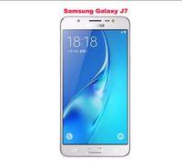 Samsung Галактика J7 J700F оригинальный unlcoked мобильный телефон 1.5GB RAM 16GB ROM Android WiFi GPS Восстановленное сотовый телефон