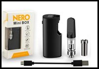 650mAh preheating vv battery wax oil vape pen starter kit mi...