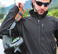 2019 VERKAUF Neue Männer Winter Fleece Apex Bionic Jacke Mode SoftShell Wasserdichte Winddichte Jacke Mann Outdoor Sportswear Sportbekleidung S-XXL