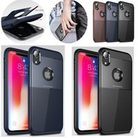 Soft TPU Matte Business Pattern Case For iPhone XR XS Max 6....