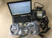 MB Star Super C3 Diagnost Tool com HDD Todos os cabos Diagnóstico para Benz Laptop D630 pronto para trabalhar