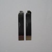 Collaudi la prova LCD del convertitore analogico / digitale del touch screen dell'esposizione del cavo della flessione per il iPhone 5 / 5c / 5s di Apple per DHL libera il trasporto