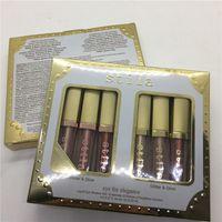 Stila Eye for Elegance 6pcs Set Shimmer Glow Glitter Liquid Eyeshadow Tavolozza di trucco
