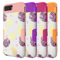 Pineapple Case for Iphone XR 3in1 Soft TPU Hard PC Back Cove...