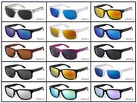 SOMMER neueste mann Polarisierte männliche farbfilm sonnenbrille frau radfahren drving gläser sonnenbrille männer damen Sport gläser kostenloser versand