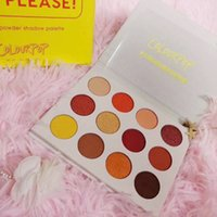 Colourpop Yes Please sunset 12 colors Eyeshadow Palette Summ...