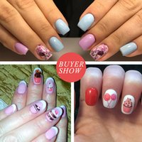 water decals Full Beauty Buy 3 Get 1 Gift Nail Sticker Sets ...