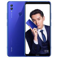 "Original Huawei Honra Nota 10 4G LTE Telefone Celular 6GB 64GB Ram Kirin 970 Octa Core Android 6.95 ""Tela cheia 24.0mp HDR OTG NFC 5000mAh Impressão digital ID inteligente"
