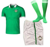 2018 world cup Northern Ireland soccer adult kit + socks jers...