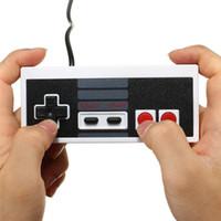Gamepad del joypad del regolatore di gioco del USB di retro mini stile NES classico per PC di Windows per MAC di alta qualità VELOCE VELOCE