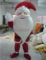 Santa Claus mascot costume Free Shipping Adult Size, Christma...