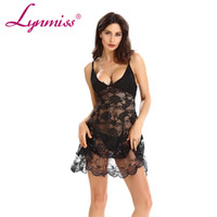 Sexy Lingerie Erotic Hot Sex Babydoll Chemise Nightdress Wom...