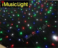 5Mtrx7Mtr RGBW DMX LED 스타 천이 주도 무대 배경 DJ 배경 Inc 컨트롤러