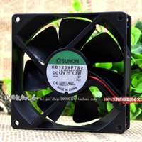 Para o original SUNON Jianzhan KD1209PTS2 9 CM 1.7 W fã Longa vida chassi ventilador de refrigeração
