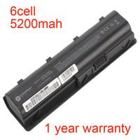 Batería del portátil para HP Envy 17t-1100 17t-2000 17t-2100 Pavilion DM4 DMT4T DV3-4100 DV3-4200 586007-541 586007-851 HSTNN-F01C HSTNN-F02C