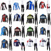 2020 Весна / Осень Pro Team Giant IAM Велоспорт Джорс Джерси Джерси Велосипеда Спортивная Одежда MTB Bike Bib Длинные штаны C626-130