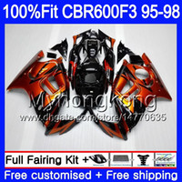 Injection For HONDA CBR600RR CBR 600F3 CBR600F3 95 96 97 98 ...
