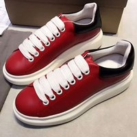 2019 casual Shoes Hot Sale Italy Men And Women Leather Low C...