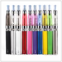 CE4 E Cigarette Kit Clearomizer Atomiseur EGO Blister Kits de démarrage 650mAh 900mAh 1100mAh EGO T Ecig Batterie Pour Vape Pen Cartouches Vaporizer
