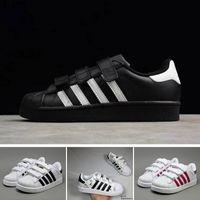 best cheap f99cf bb878 Adidas Superstar Scarpe superstar Original White Gold bambino kids  Superstars Sneakers Originals Super Star ragazze boys