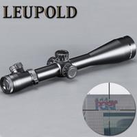 LEUPOLD M3 4-16x50 레드 그린 도트 사이트 전술 야외 사냥 광학 범위 조명 빨간색과 녹색 Mildot 사이드 휠 Riflescope
