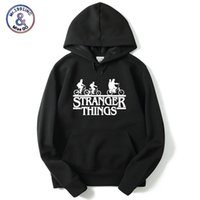 Mr. 1991INC Stranger Things 2 Hip Hop Boy Hoodie Sweatshirt M...
