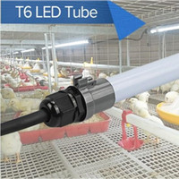 Poultry Farm Lighting T5 T6 IP65 Dimmable Breed Tube Lights ...