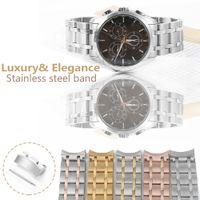 Bracelet durable en acier inoxydable pour Montre Tissot T035 T035210 T035617 T035439 T035627 Montre Homme Bande 22mm 23mm 24mm + OUTILS D'INSTALLATION