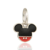 Micky mouse charms beads S925 sterling silver fits for pando...