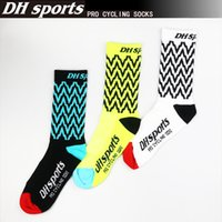 2018 NEW DH sports Cycling socks sport Gym breathable mesh r...
