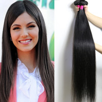 Factory Direct Sale Brazilian Virgin Hair Bundles Straight 2...