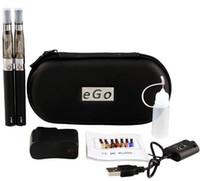 Top quality doppio ego t CE4 starter kit e sigaretta vape penna CE4 atomizzatore 650 mah 900mah 1100 mah ego t batteria 510 vaporizzatore penna