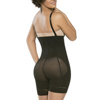 05a157bd683 New Arrival. Plus Size 5 6XL Waist Cincher Full Compression Body Shaper For Women  Waist Trainer Vest Shapewear Fajas Reductoras Bodysuit
